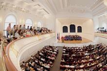 GSAS Matriculation Ceremony