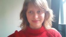 Graduate student Sigríður S Sigurðardóttir