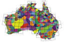 A map of languages spoken in Australia